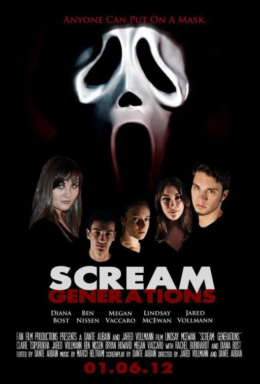 Scream: Generations