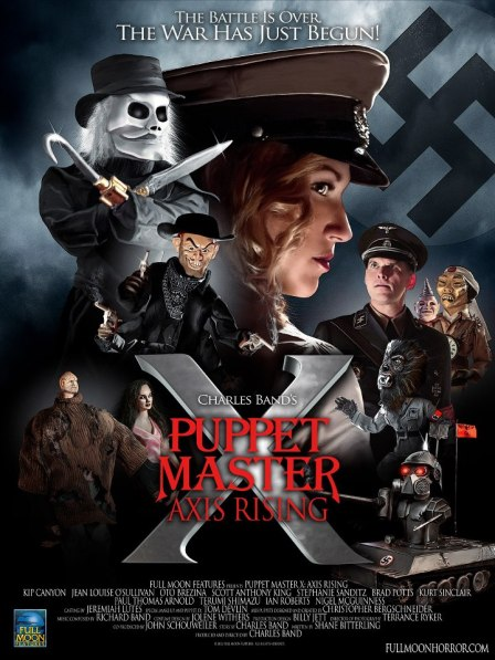 Puppet Master X