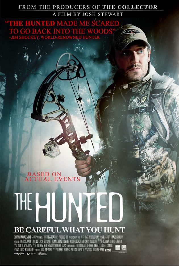 ნადირობა (ქართულად) The Hunted