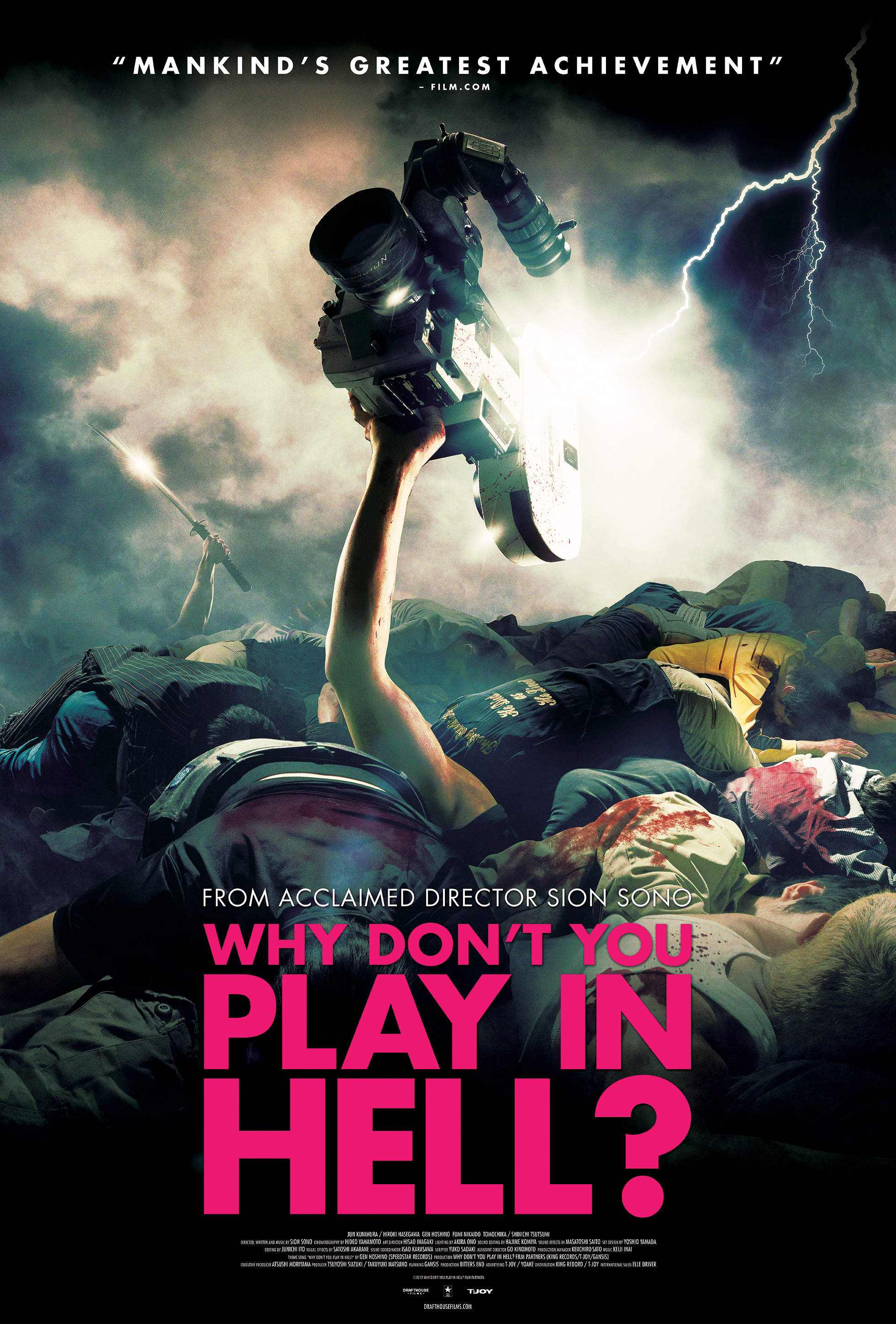 why-dont-you-play-in-hell capitulos completos