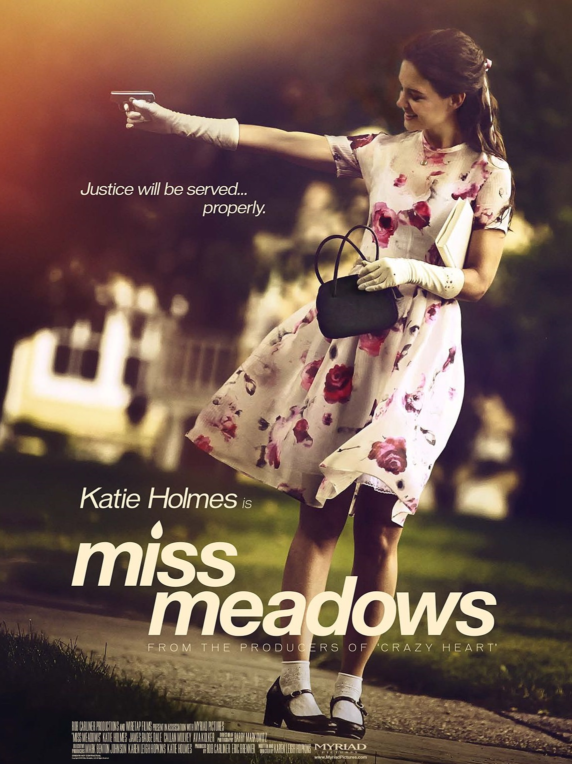 Miss Meadows (2014) en vostfr (Hdrip)