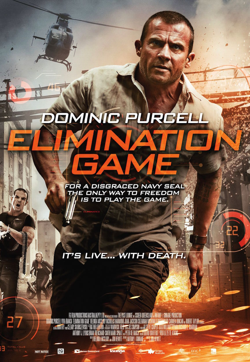 Elimination Game Movie Elimination Game Poster